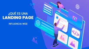 ¿Qué es una landing page o página de destino?